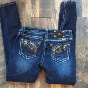 Miss Me Mid-Rise Skinny Jeans SZ 29